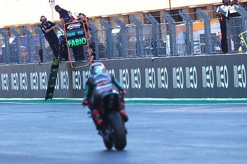 Quartararo Incar Juara Dunia MotoGP 2021