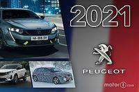Peugeot Perkenalkan Logo Merek Terbaru yang Lebih Berkelas