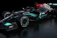 LIVE - Suivez la présentation de la Mercedes W12