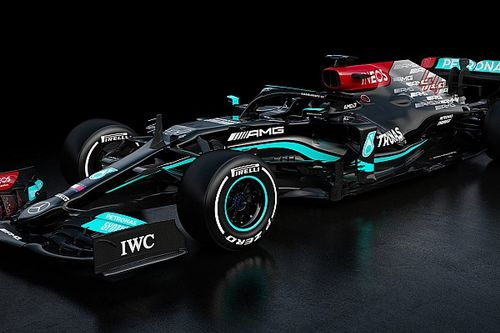 F1: Mercedes lança W12, carro que pode dar octa a Hamilton e consolidar ainda mais sua hegemonia