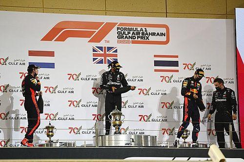 F1予選レース後の表彰式なし? ドメニカリCEO「特別な瞬間は日曜日の午後だけ」