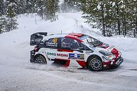 WRC, Rally Arctic, PS4: Rovanpera sale secondo. Brivido per Tanak