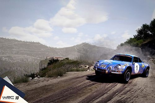 Premières images de WRC 10, qui proposera un mode historique