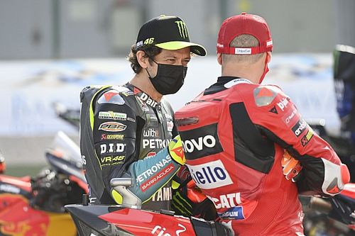 Rossi: Ducati Bisa Pecahkan Rekor Lagi di Mugello