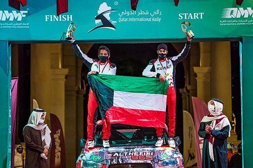 الكويتي مشاري الظفيري يتحضر لتحدٍ جديد في باها دبي الدولي