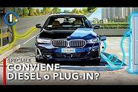 Plug-In Hybrid o Diesel? Costi e benefici sulla Nuova Serie 5