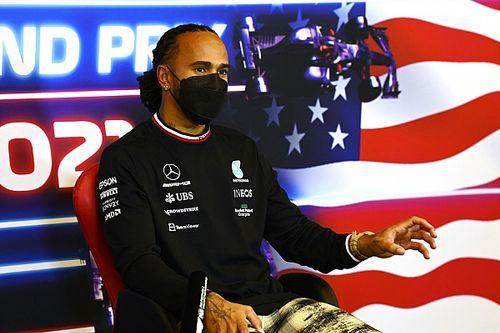 La última sugerencia de Hamilton para la F1