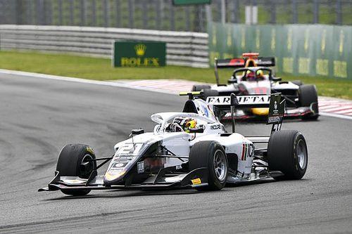 Victoria de Colombo en F3 tras problemas de Edgar