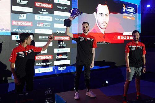 Nexl wins 2021 WRC Esports Grand Final, takes third title