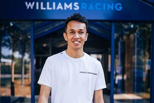 Verstappen voit Albon s'épanouir sans pression chez Williams