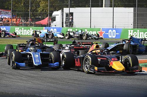 La F2 et la F3 à nouveau réunies avec la F1 en 2022