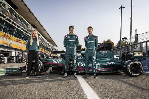 Aston Martin Ingin Sebastian Vettel Berada di Tim Selamanya