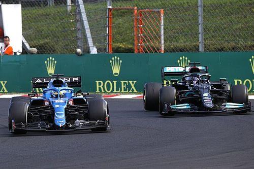 """Alonso: """"Hamilton, her zaman şikayet ediyor"""""""