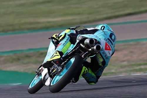 Moto3 Misano 1. antrenman: Foggia lider, Deniz 5. oldu