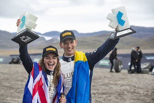 エクストリームE第3戦グリーンランド、アンドレッティ・ユナイテッドが優勝! ハミルトン率いるX44はパンクに泣く