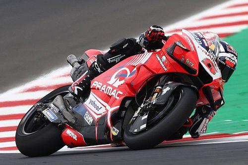 Misano MotoGP: Zarco leads Bagnaia, Miller in wet second practice