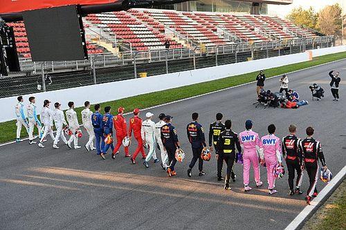 F1-coureurs overwegen protest voor Oostenrijkse GP
