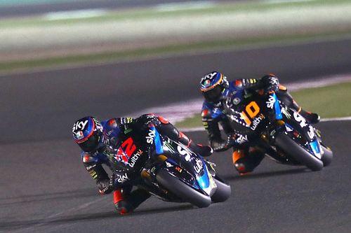 Marini y Bezzecchi la lían tras la carrera de Jerez: ¿la caída más absurda?