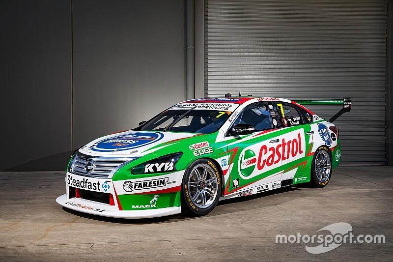 Castrol backs second Nissan for Bathurst