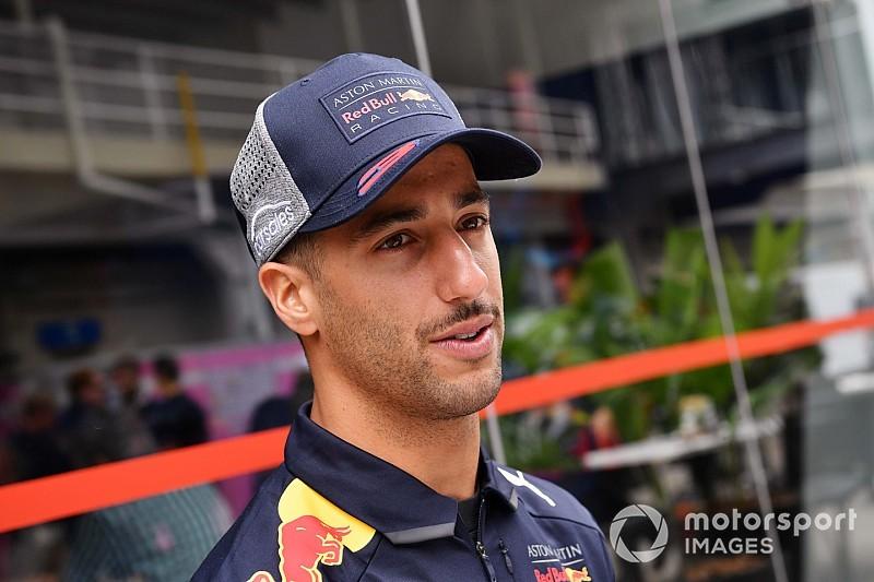 Ricciardo asegura que perdió horas de sueño esta temporada