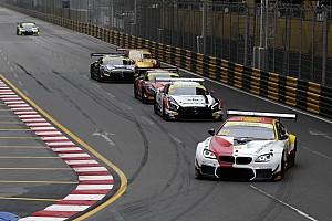 BMW-Pilot Augusto Farfus gewinnt GT-Rennen in Macau