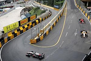 Жуткая авария, которая заставила остановить Гран При Макао: видео