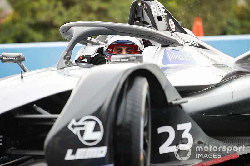 Fotostrecke: Die Schweizer Buemi und Mortara beim Ad Diriyah E-Prix in der Formel E