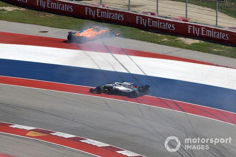 Nach Unfall: Alonso schimpft über