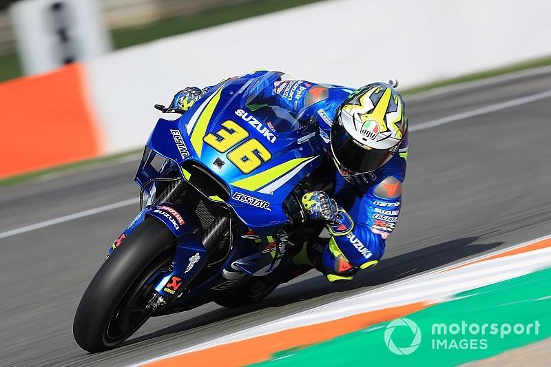 Mir: MotoGP bike suits me better than Moto2