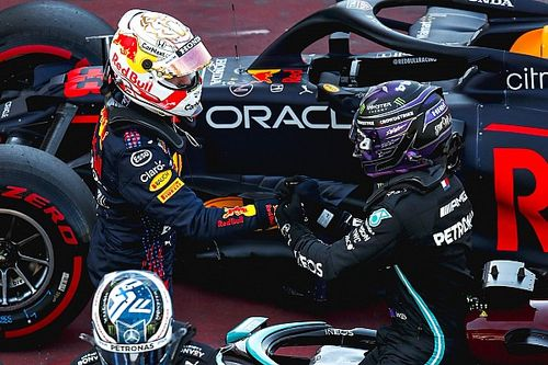 "Verstappen: ""Estar tan cerca de Mercedes me hace feliz"""