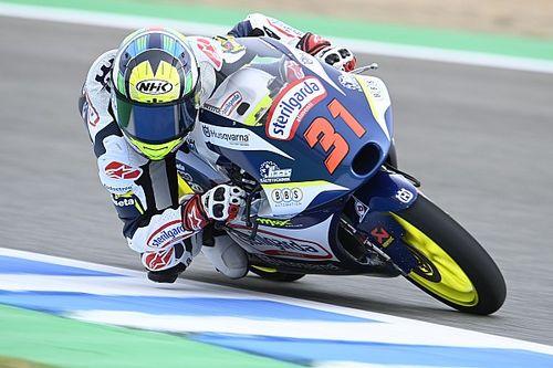 Moto3 Fransa 3. antrenman: Fernandez lider, Deniz 20. oldu