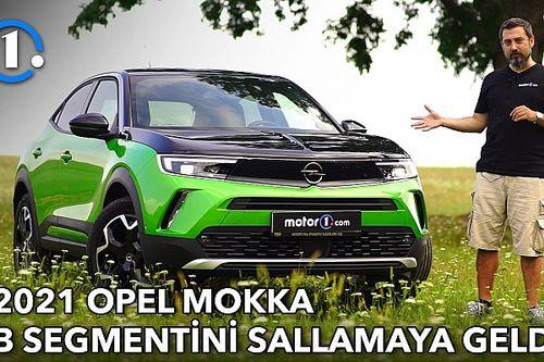 2021 Opel Mokka Ultimate | İlk Sürüş