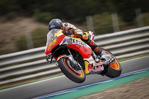 Pol Espargaró a profité du test pour mieux appréhender la Honda