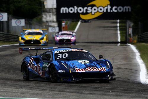 Pembalap Junior Red Bull Menangi Race 1 DTM Monza