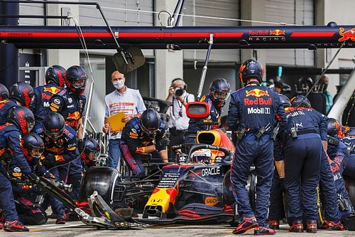 F1: Mudanças nos pit stops são adiadas para GP da Bélgica, em agosto