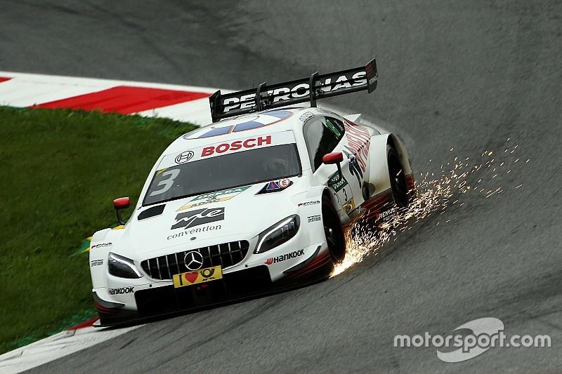 Mercedes не думатиме про негатив у фіналі DTM