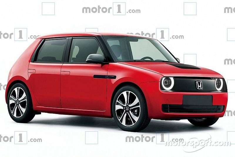 Концепт: як може виглядати Honda Urban EV