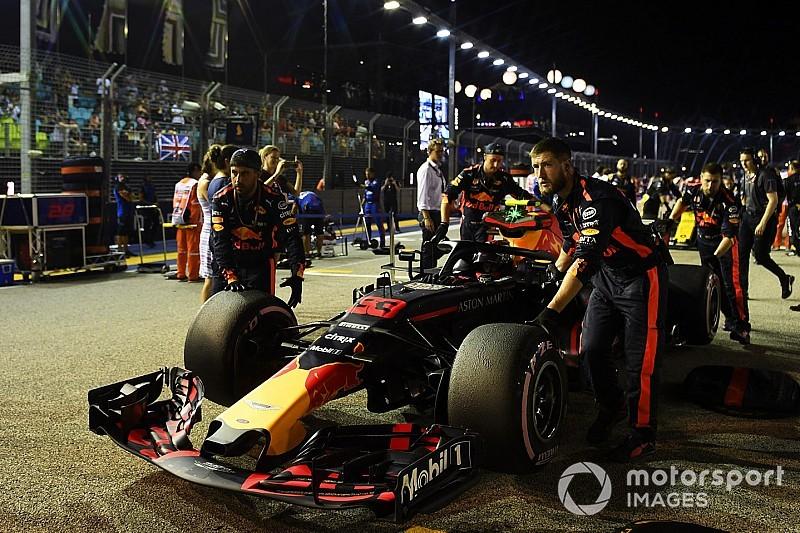 Verstappen: tudtuk, hogy az új Renault-motor nem bírja a hegyi levegőt