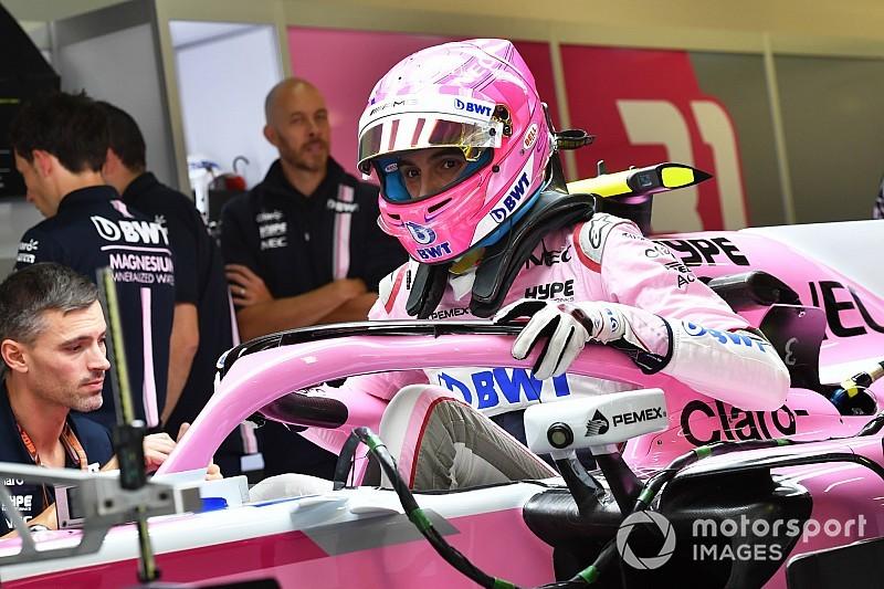 Ocon mogelijk derde rijder van Force India in 2019