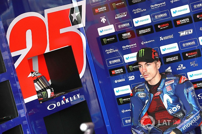 Viñales se pierde el test de Brno