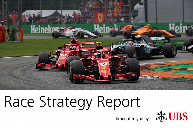 Comment le plan de bataille de Ferrari s'est effondré à Monza