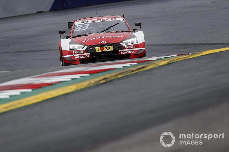 Red Bull Ring DTM: Rast takes shock win after Juncadella penalty