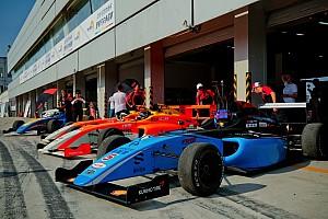 中国F4 排位赛报告 F4北京站排位赛:梁瀚昭夺杆位,布鲁诺、刘凯紧随其后