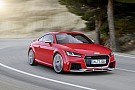 Audi TT RS, sentirsi Walter Röhrl