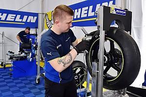 MotoGP Breaking news Balap motor listrik Moto-e pakai ban Michelin