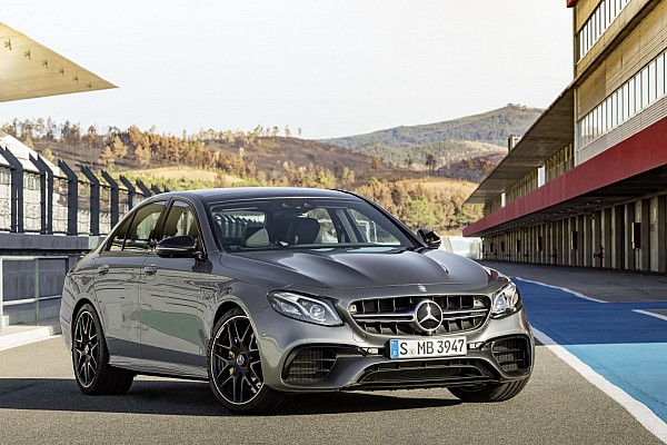 """Mercedes-AMG E 63 S 4Matic+, 612 CV per """"bruciare"""" le gomme"""