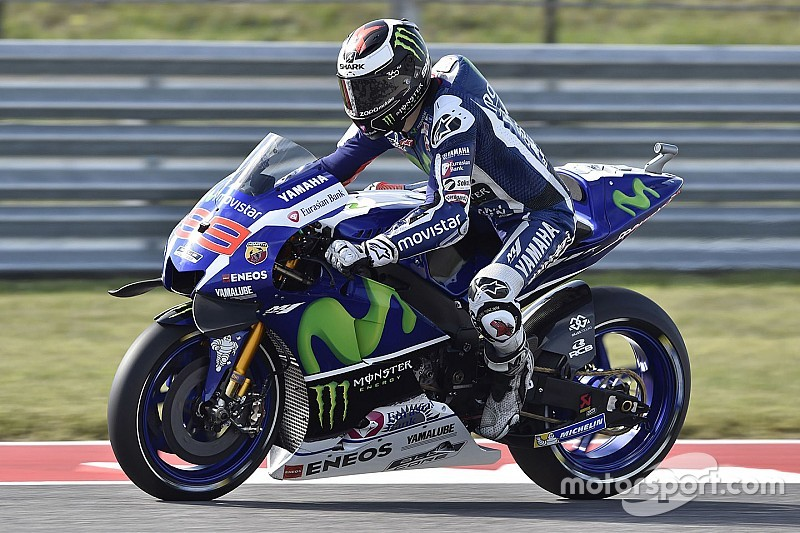 Lorenzo hampered by engine problem in second practice