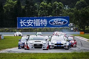 中国房车锦标赛CTCC 比赛报告 CTCC珠海站正赛:天气变幻,轮胎影响胜负