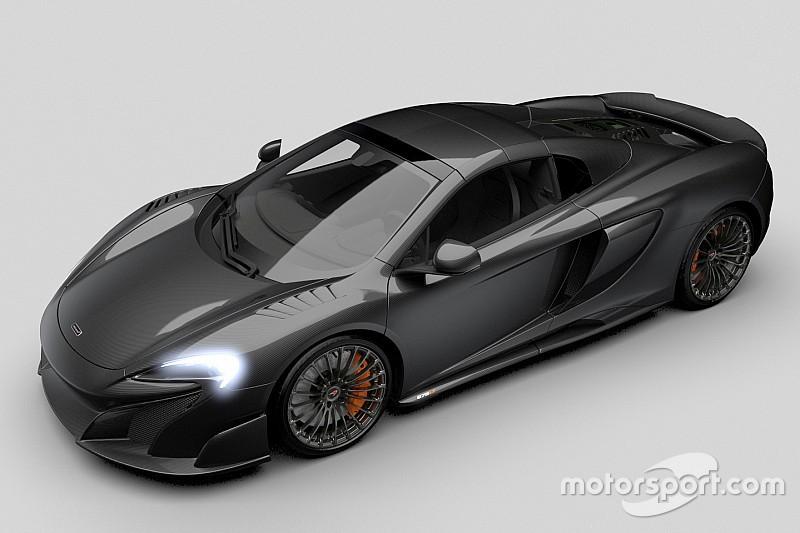 McLaren presenteert spiernaakte MSO Carbon Series LT