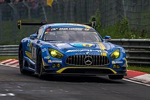 Endurance Résumé de qualifications Mercedes en pole des 24 Heures du Nürburgring